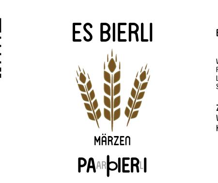 Märzen-Es-Bierli